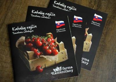 Katalog rajčat – Farma Kameničany