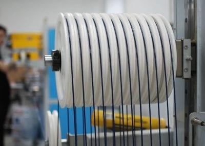 Výroba 3D strun – Fillamentum