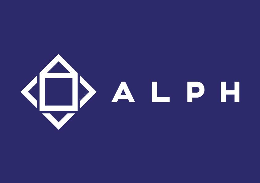 Logo značky ALPH