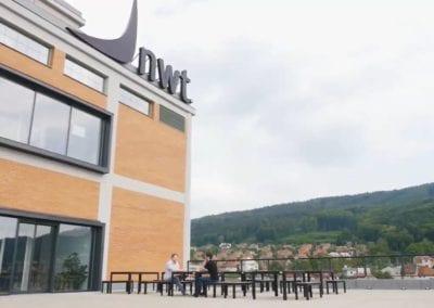 Nové projekty a investice 2018 – NWT