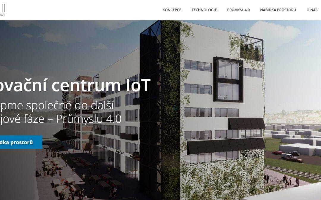 Silo 2 – inovační centrum NWT