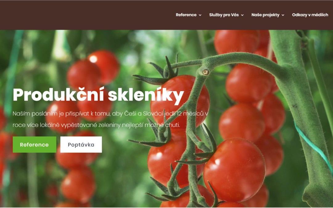 Divizní web Agro