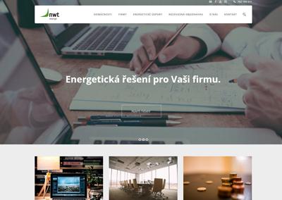 Divizní web Energie