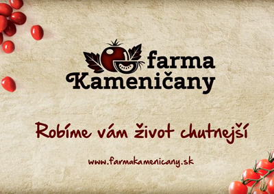 Farma Kameničany – spot