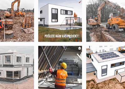 Instagram ALPH – pasivní domy
