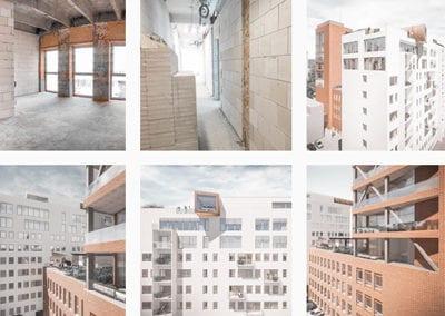 Instagram Park Tower – bytová rezidence